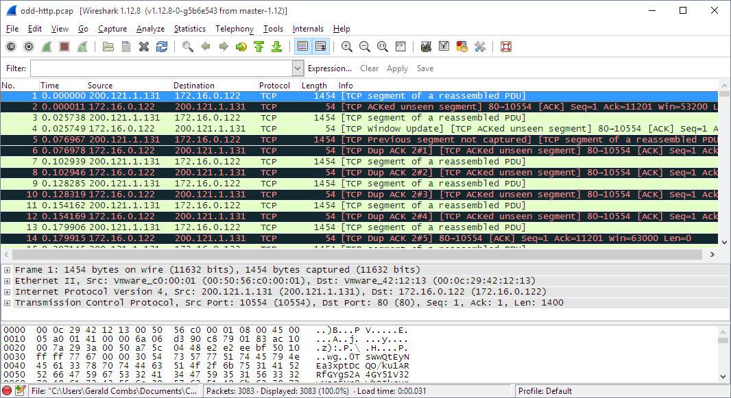 Sniff Free Or Die The Official Wireshark Blog