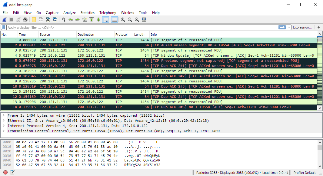 Let me tell you about Wireshark 2 0 | Sniff free or die